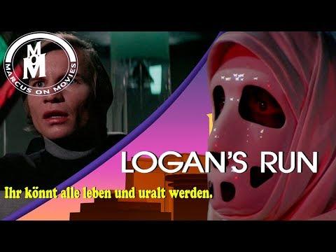 Logan´s Run Flucht Ins 23. Jahrhundert Review & Analyse  ││ Marcus On Movies