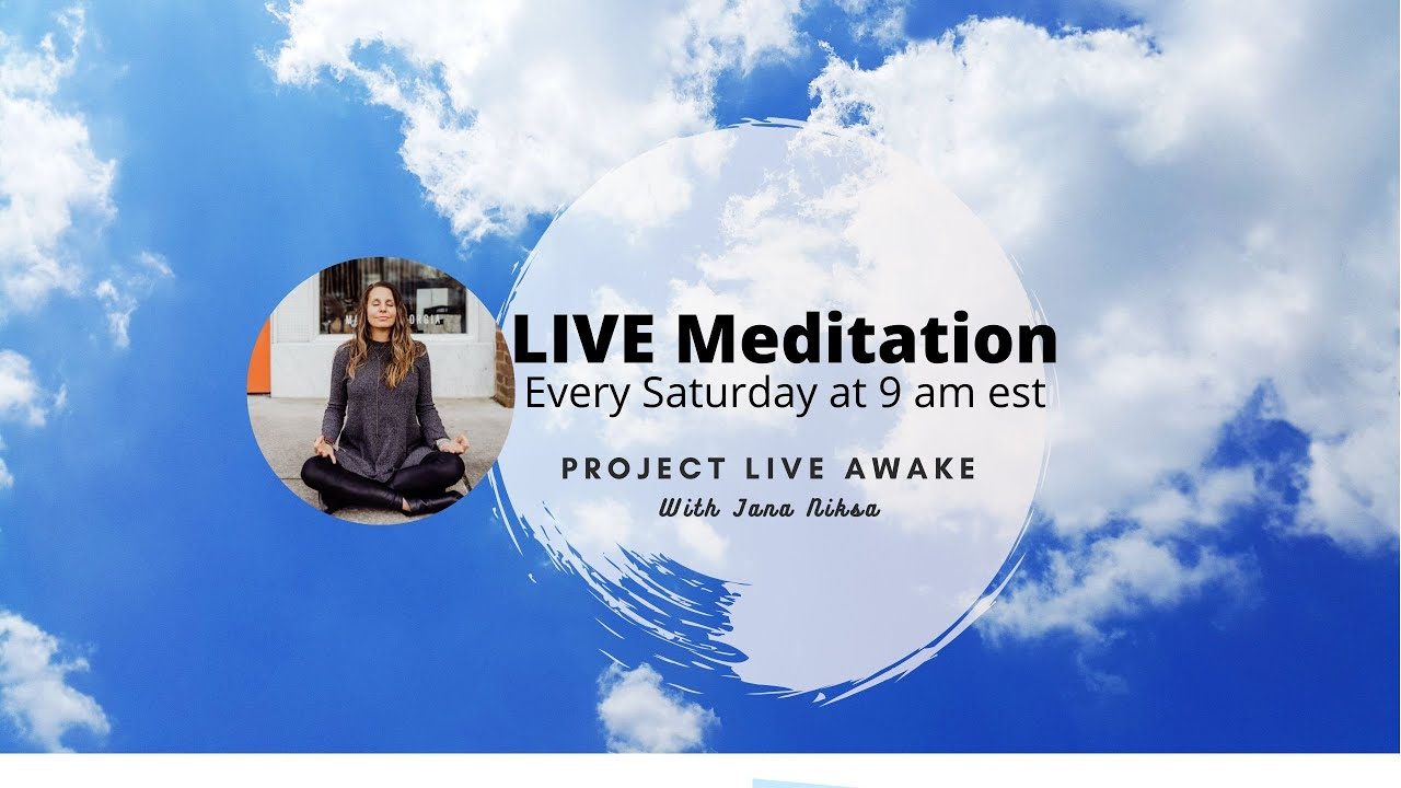 Copy of Morning Meditation to Connect and Start Your Day ...