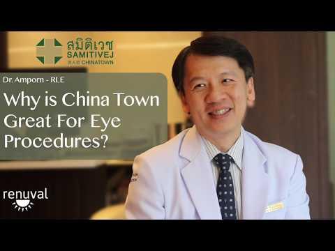 Why Is Samitivej China Town Bangkok So Good At Eye Surgery?