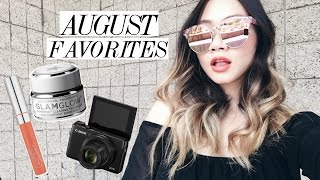 August 2016 Favorites: GLAMGLOW, Colourpop, Swaddle, Canon | HAUSOFCOLOR