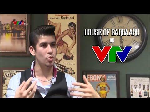 House of Barbaard featured on VTV3