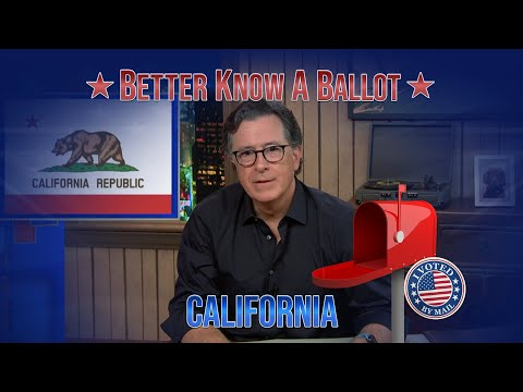 """California, Confused About Voting In The 2020 Election? """"Better Know A Ballot"""" Is Here To Help!"""