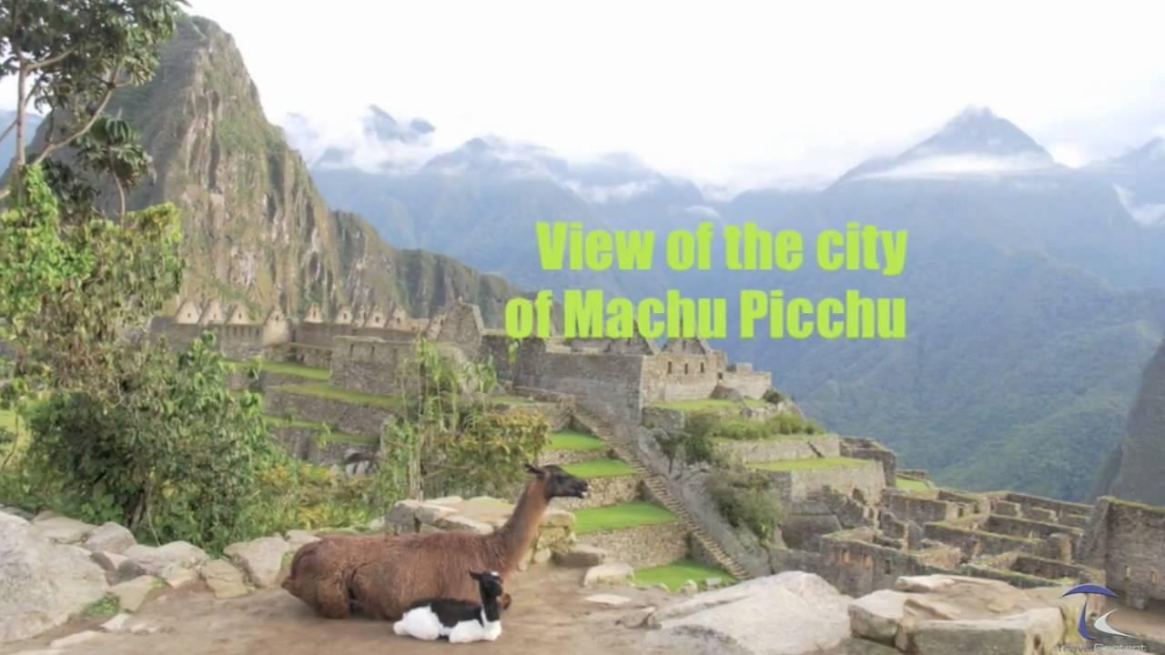 Seven wonders of the ancient world machu picchu