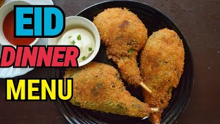 EID DINNER MENU by (YES I CAN COOK) #EidSpecial #EidMubarak #EidDinner #EidLunch #ChineseDiner