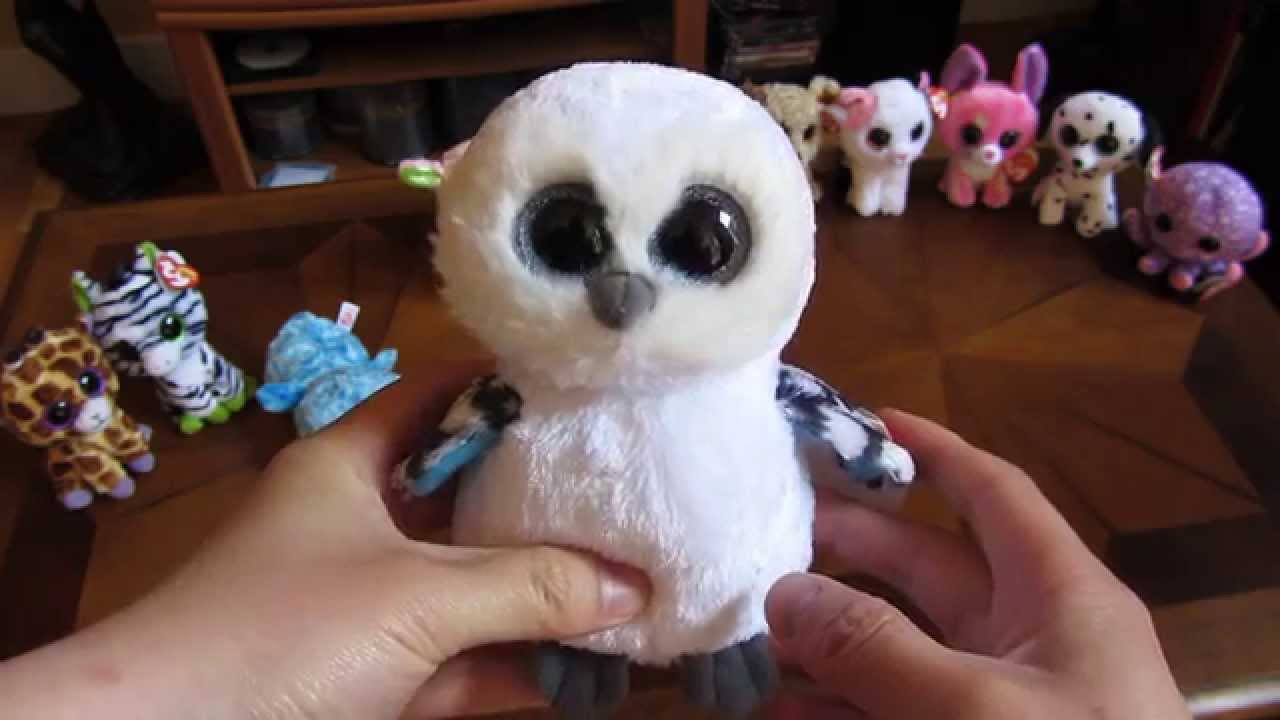 a8b2ee9a0fa Beanie Boos in HD - Spells the Owl Detailed Review Regular 5