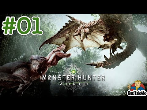 Monster Hunter World - Gameplay ITA - Walkthrough #01 - Una nuova avventura? thumbnail