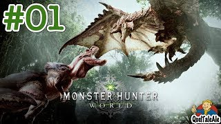 Monster Hunter World - Gameplay ITA - Walkthrough #01 - Una nuova avventura?