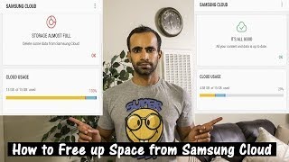 How to Delete Samsung Cloud Data and Free up Space