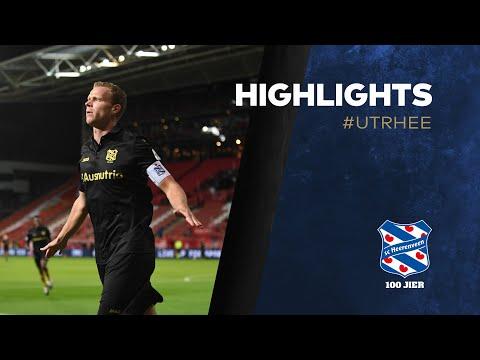 Highlights | FC Utrecht - sc Heerenveen | Eredivisie 2020/2021