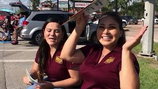 "Forth Bend County Rosenberg, Tx,  Parade 2019 ""trailer"" and Amtex Auto Insurance"
