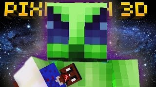 HUMANS vs ALIENS!!! | Pixel Gun 3D