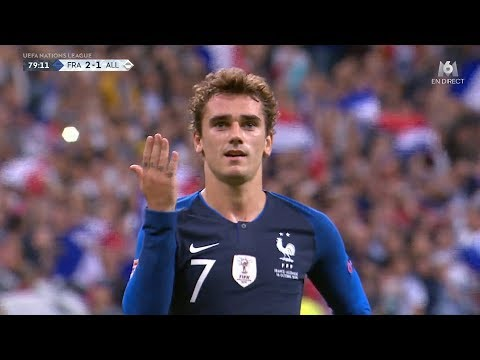 Antoine Griezmann - All 42 Goals & Assists 2018/2019 (HD)