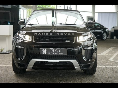 HCC-International - Land Rover Range Rover Evoque SE Dynamic TD4 Aut. |Panorama