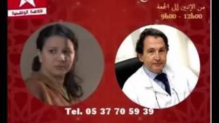 تقنية إنبات الشعر ب الحقن وبدون عملية جراحية مع البروفسور صلاح الدين السلاوي PRP 16/10/2014