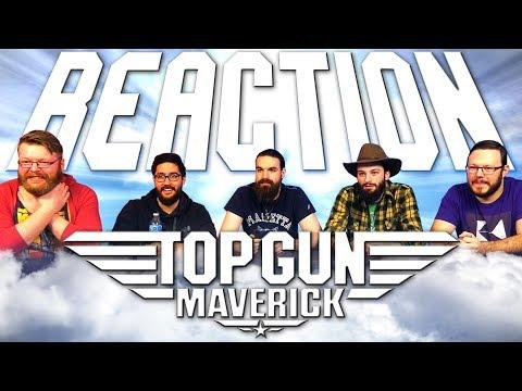Top Gun: Maverick (2020) – Big Game Spot – REACTION!!