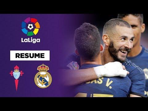 La Liga - Benzema buteur, le Real Madrid débute fort !