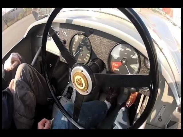 Jaguar C type 1953, Let's go for a drive.Official Simeone Automotive Museum Video