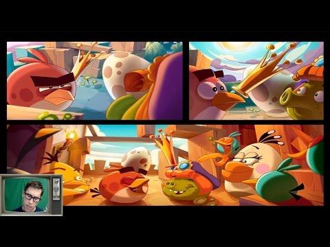 Скачать игру Angry Birds 2 энгри бёрдс 2 на андроид