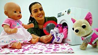 École en fête № 4 : Grand ménage avec les jouets - Vidéo pour les filles streaming