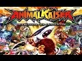 Namco ANIMAL KAISER Version 2! Arcade Trading Cards Game Video 3 Lion Vs Elephant