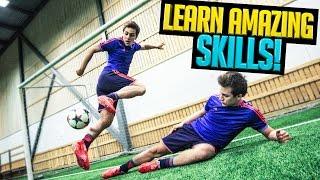 Football Skill Tutorial #19