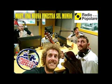 NFS - intervista a Moby - Radio Popolare il 7 luglio 2017