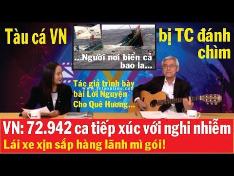 9/4: TRUMP trách Hạm trưởng Crozier cho thủy thủ ghé VN để mang virus Vũ Hán lên HKMH: Thuyết âm mưu from YouTube · Duration:  30 minutes 36 seconds