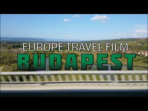 Backpacking BUDAPEST | Europe Travel Film #3