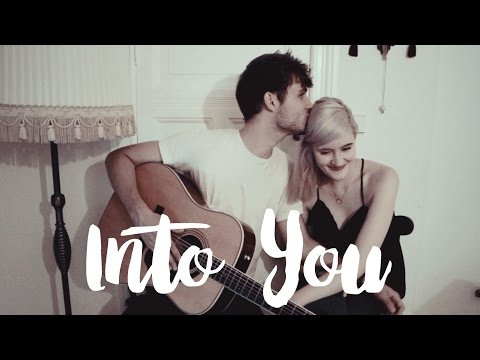 ARIANA GRANDE - INTO YOU (COVER) CHRIS BRENNER & MADELINE JUNO