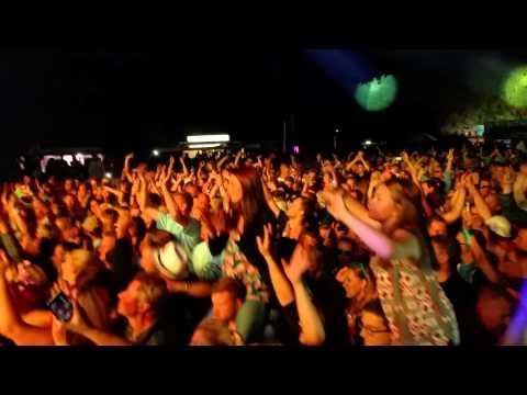Mickey Krause auf Mallorca Beach party in Xanten - YouTube