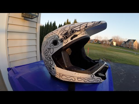 Custom SHARPIE MX Helmet