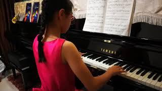 Mozart Allegro First Mvmt Sonata in C K279_Adelyn Tan