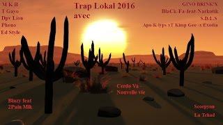 Mix Trap Lokal Vol.2 (Nouvelle vie) - Nov 2016 - By DJ Phemix