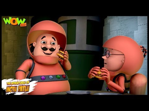 Space Ship | Motu Patlu in Hindi WITH...