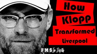 How Jurgen Klopp Transformed Liverpool | Liverpool Champions League 2018/19 | Klopp Tactics