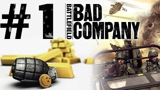 Thumbnail für das Battlefield: Bad Company Let's Play
