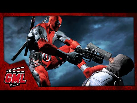 DEADPOOL - FILM JEU COMPLET vost FR