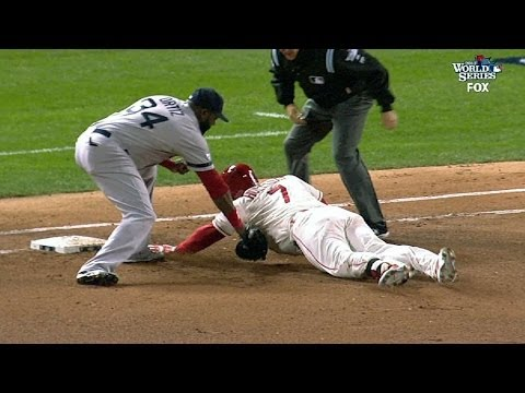WS2013 Gm3: Ortiz solid at first base in Game 3 start
