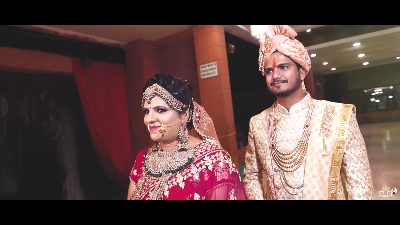 Amit Weds Pooja | Wedding Teaser | SSD Studio Agra