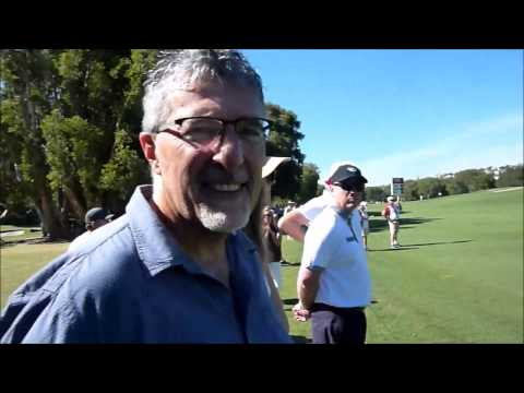 Australian Open Golf 2016 Jamie Sadlowski  Todd Sinnott, Min Woo Lee (am)