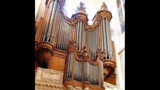 Nicolas de Grigny  Dialogue sur les Grands Jeux   Aude Heurtematte  orgue de Saint-Gervais, Paris