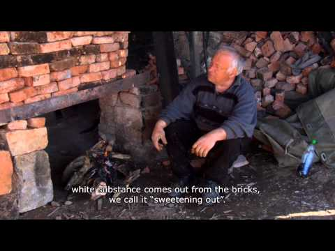 Ancient Georgian Traditional Qvevri Wine-making Method