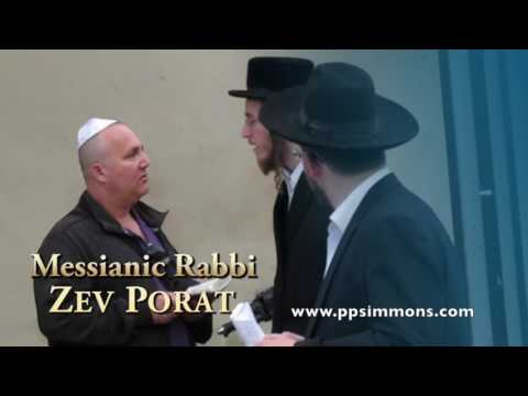 Messianic Rabbi Zev Porat LIVE from Israel on Omega Radio