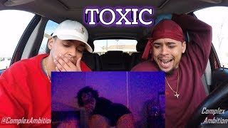 Kehlani - TOXIC (Quarantine Style) REACTION REVIEW