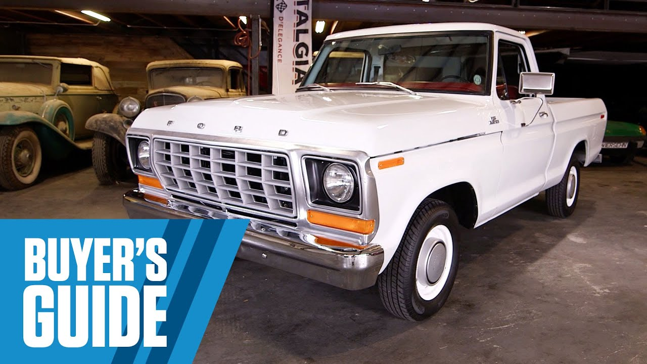 ford f 100 buyer s guide [ 1280 x 720 Pixel ]
