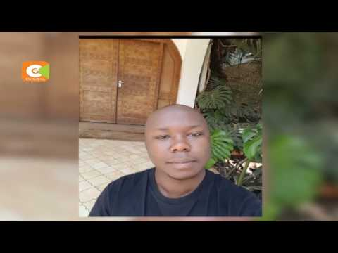 Suspect KRA hacker in a show of extravagant lifestyle