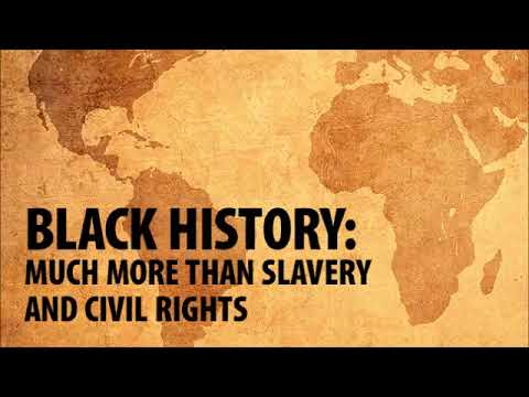 Why Black History month is boring