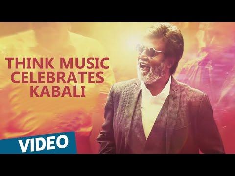 Think Music Celebrates Kabali   Rajinikanth, Radhika Apte   Pa Ranjith   Santhosh Narayanan