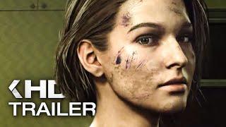 RESIDENT EVIL 3: Jill Valentine Trailer German Deutsch (2020)
