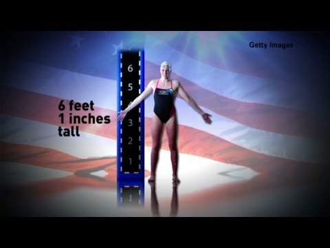 "Missy Franklin: London Games' ""female Phelps"""